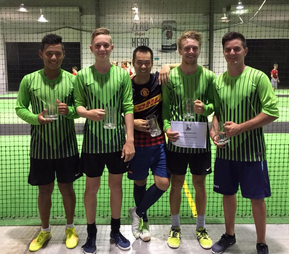 Darra Soccer (Futsal Team) Springfield